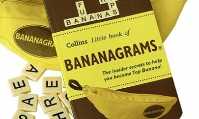Collins book of Bananagrams