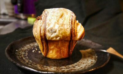A duffin - a doughnut muffin